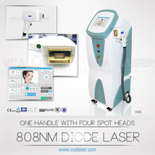 Beijing VCA Development Co., Ltd 808nm diode laser permanent hair removal machine
