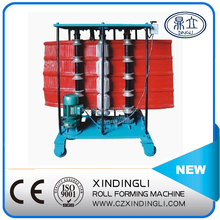 arched roll forming machine/arching plate forming machine/arch rolling machine
