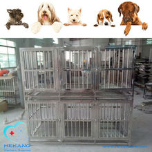 High Quality Double Layer Stainless Steel Cat House