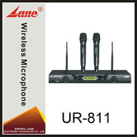UHF KTV Wireless Microphone System FM Mic UHF Wireless Microphone
