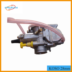 2015 high quality Chinese factory wholesale koso 28mm carburetor