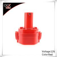 12V NI-CD Power Tool Battery For Makita Cordless Drill 1200 1201 1220 PA12 1222 1233S 1233SA 1233SB 1235 192681-5