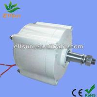high electricity efficiency 600w wind generator 3-phase AC generator