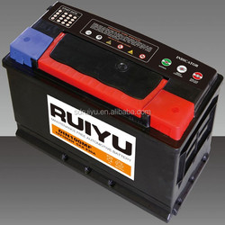 good starting performance lead acid truck battery