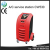 Professional CW530 automotive AC service station