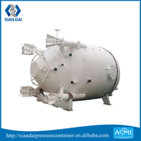 Quick Response Customized Capacity Fiberglass Oil Tank
