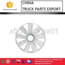 Weichai diesel engine spare part plastic cooling fan blade 612600060886