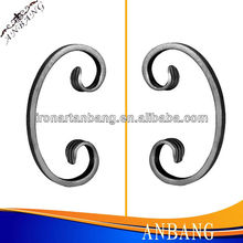 practical wrought iron craft for gate,fence decoration5111