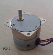 42mm geared stepper motor