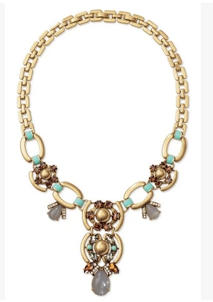 fashion pendant chucky gold necklace costume
