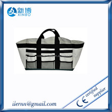 Simple cheap large practical garden tool tote carrier