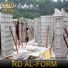 RD Alibaba No construction waste Construction concrete form System Storage sell to America