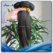 Double Wefts Full Ends Tangle Free Brazilian Virgin Hair Fix Hair