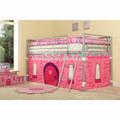 crianças cama de beliche com barraca da cama da princesa com kb1 en747 padrão