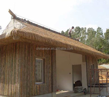 top quality fireproof artificial thatch roofing