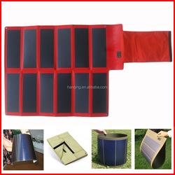 36W/18V Flexible solar panel price with uni solar AA grade solar cell