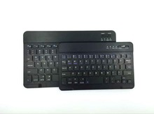 Aluminum Slim Black Mini Wireless Bluetooth Keyboard For Windows Android IOS PC