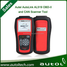 Hot Autel AutoLink AL519 OBD-II and CAN Scanner Tool Autel AL519 AL-519 OBD2 Car/Auto Diagnostic scanner ,auto scan tool