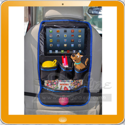 wholesale seat back protector ipad for car