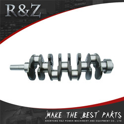 Diesel engine crankshaft for Toyota Hilux 2.8D 3L