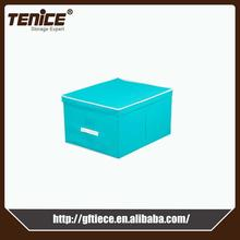 makeup storage polyester nonwoven fabric storage cube with high quality