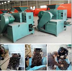 Round shape charcoal powder ball briquette machine/charcoal powder making machine