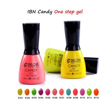 no base no top coat gel nail polish/color nail gel polish china/one step gel nail polish