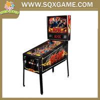 Chile amusement 5 balls pinball game machine kit