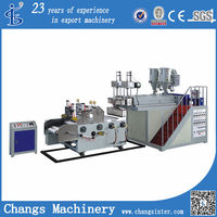 SJDC/500-45 Double-Layer Stretch Film Maker(Casting Film Extruder)