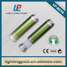 1watt flashlight 3AAA battery with zoom and focus torch direct factory