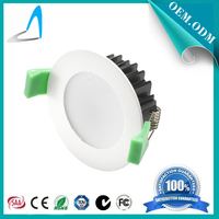 famous products made in china Color Change 13W led Downlight Dimmable with CE Rohs SAA Led Downlight Hole 95mm AC65-285V 1100LM