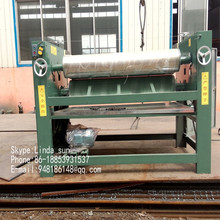 factory direct sale 4rollers glue spreader machine/adhesive machine for plywood