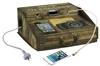 Wood grain charging box