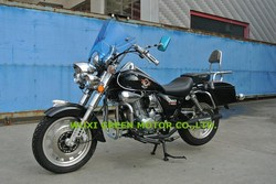 cruiser motorcycle with lifan engine 250cc