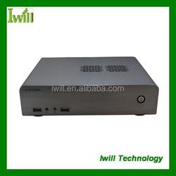 Iwil HT60 ITX Aluminum Computer Case/Mini ITX HTPC Case/Custom PC Case