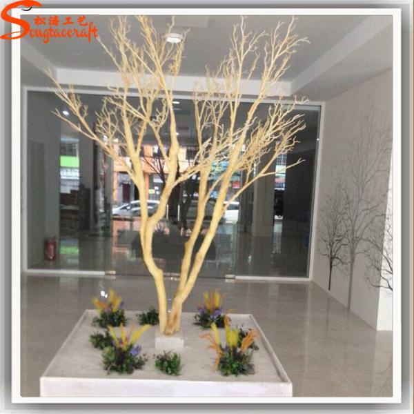Manzanita árvore de galhos de árvores para centrais ramos secos galhos de árvores da agricultura para a decoração do casamento