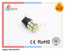 Super bright 7440/7443 auto bulb socket 20SMD 5050 LED Back Reverse Bulb Signal Light