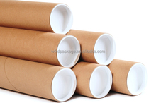 New Style Paper Cardboard Packaging Tubes Paper Mailing Tube