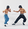 Human sculpture Bruce Lee figure Chinese kung fu statue