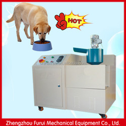 cheap price with many kinds of molds pet food processing machines