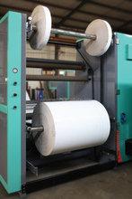 computador de controle de película de bopp bobina a bobina slitter machine