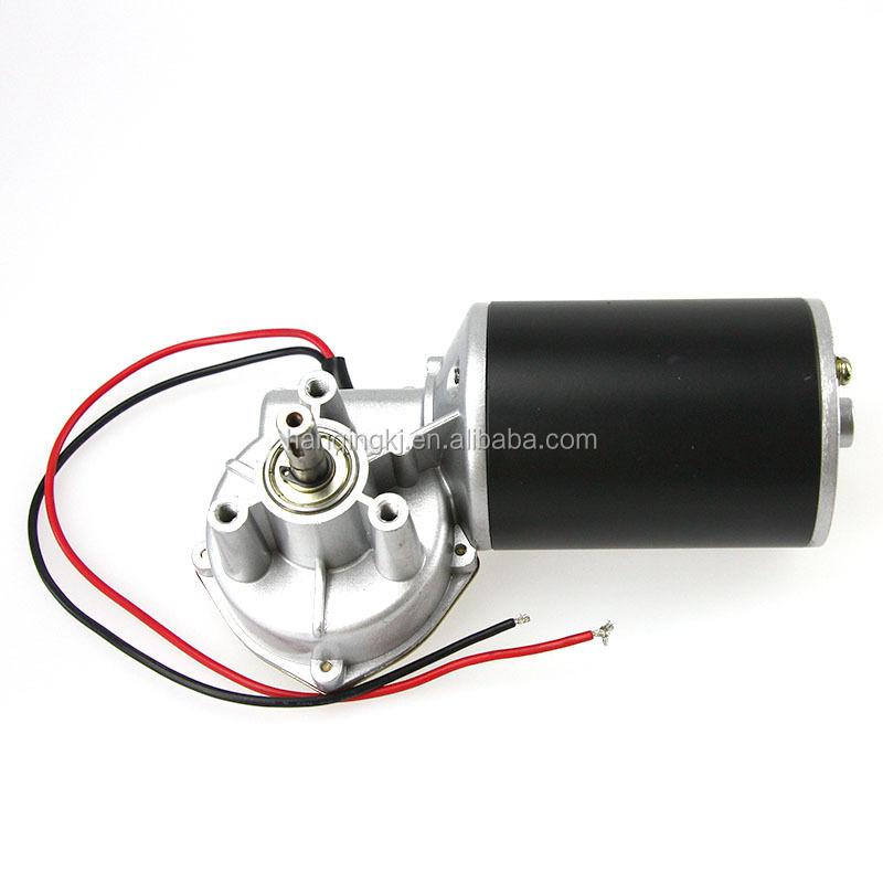 Dc Motor 24v 500w 24v 500w 12v Dc Worm Gear Motor Buy