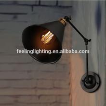 la venta de la fábrica de alta calidad industrial retro estilo americano de luces de pared para los cafés proveedor de china