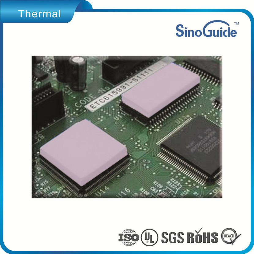 thermal silicon pad