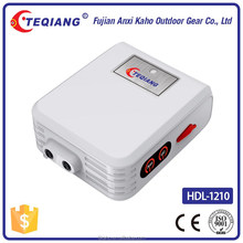 Teqiang patent DC5V double outlets AC/DC mini air pump aquarium