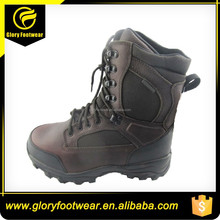 2015 Hot sales waterproof army hunting boots