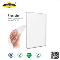 Flexible silicone Gel Tablet Case for ipad pro 12.9 inch -----Laudtec