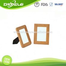 OEM Service Best Quality SEDEX Approved Custom Nice Cheap Photo Frames Bamboo
