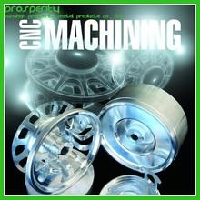 shanghai Custom Fabrication Services aluminum part/cnc turning parts