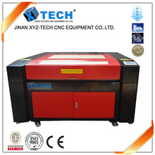 engraving cutting machine with high precision 80w 3D co2 laser engraver
